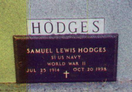 HODGES, SAMUEL - Henry County, Iowa | SAMUEL HODGES