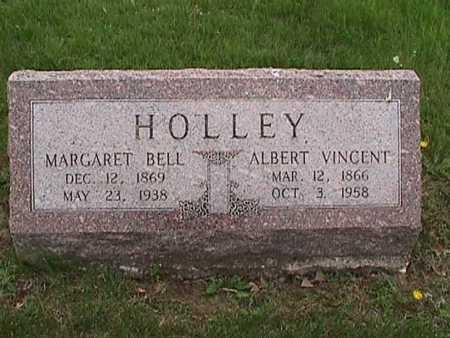BELL HOLLEY, MARGARET - Henry County, Iowa | MARGARET BELL HOLLEY