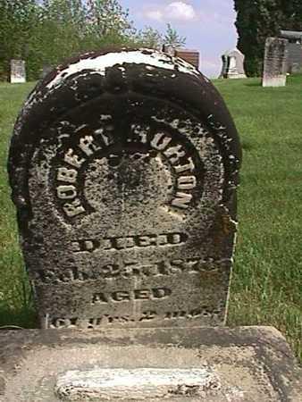 MORTON, ROBERT - Henry County, Iowa   ROBERT MORTON