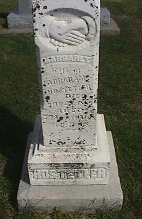 HOSTETLER, MARGARET - Henry County, Iowa | MARGARET HOSTETLER