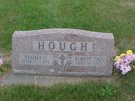 HOUGH, ROBERT PAUL - Henry County, Iowa | ROBERT PAUL HOUGH