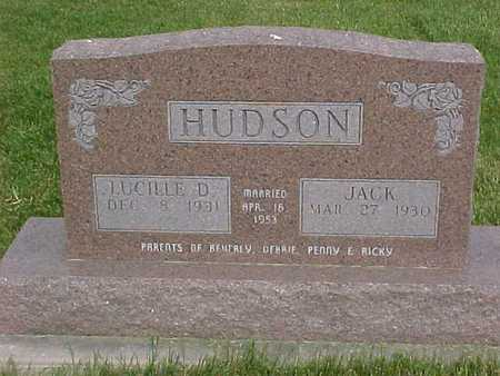 HUDSON, LUCILLE - Henry County, Iowa | LUCILLE HUDSON