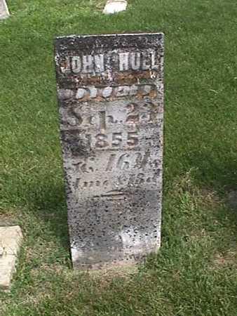 HULL, JOHN - Henry County, Iowa   JOHN HULL