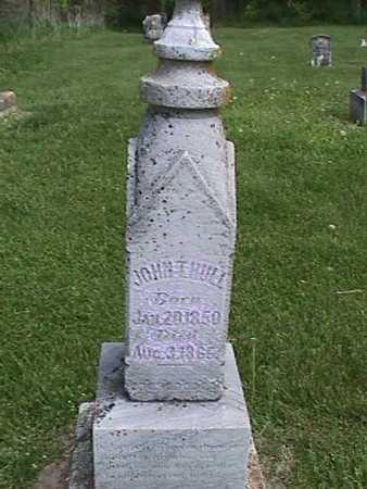HULL, JOHN T, - Henry County, Iowa | JOHN T, HULL