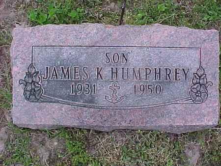 HUMPHREY, JAMES K. - Henry County, Iowa | JAMES K. HUMPHREY