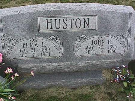 HUSTON, JOHN - Henry County, Iowa | JOHN HUSTON