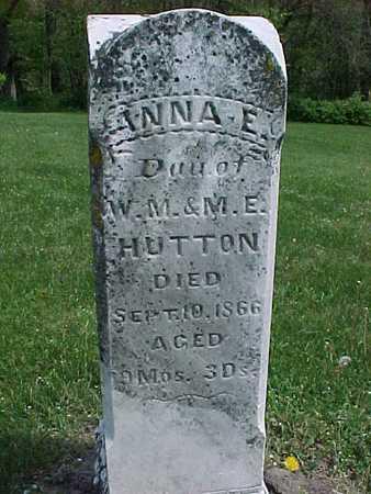 HUTTON, ANNA E. - Henry County, Iowa | ANNA E. HUTTON