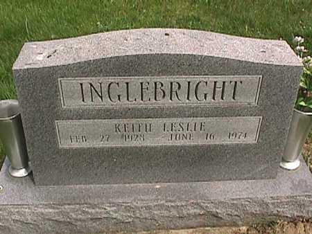 INGLEBRIGHT, KEITH LESLIE - Henry County, Iowa | KEITH LESLIE INGLEBRIGHT