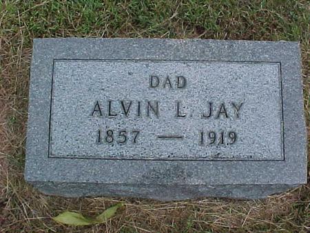 JAY, ALVIN L. - Henry County, Iowa   ALVIN L. JAY