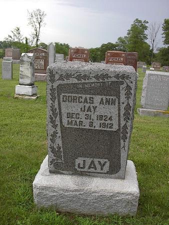 JAY, DORCAS ANN - Henry County, Iowa | DORCAS ANN JAY