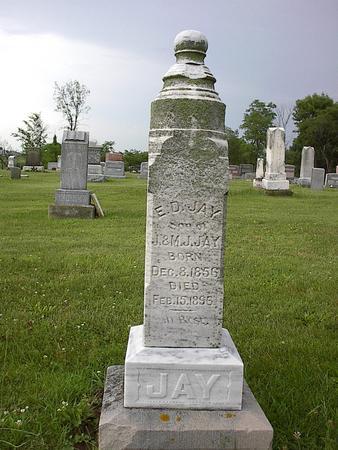 JAY, EBER D. - Henry County, Iowa | EBER D. JAY