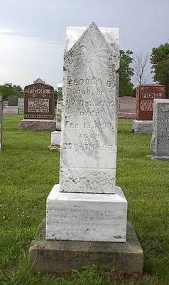 JAY, ELDORA D. - Henry County, Iowa   ELDORA D. JAY