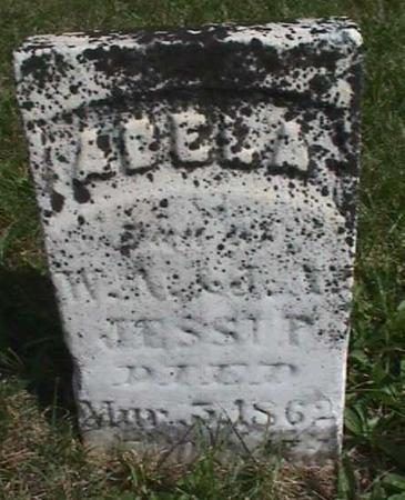 JESSUP, A. - Henry County, Iowa | A. JESSUP