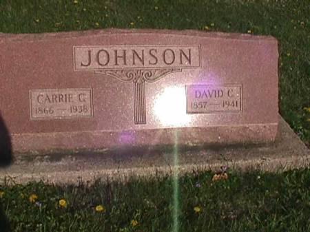 JOHNSON, DAVID C. - Henry County, Iowa | DAVID C. JOHNSON