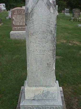 JOHNSON, FRANK - Henry County, Iowa | FRANK JOHNSON