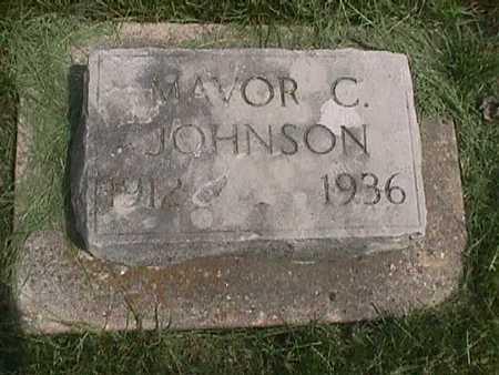 JOHNSON, MAVOR C. - Henry County, Iowa | MAVOR C. JOHNSON
