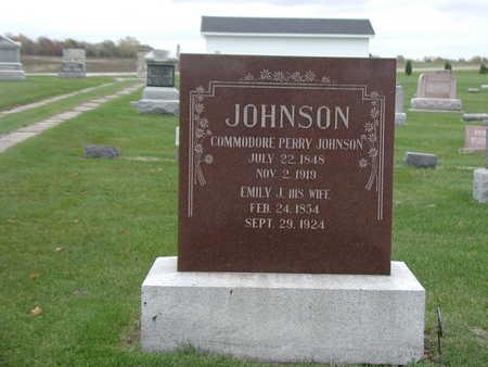JOHNSON, PERRY - Henry County, Iowa | PERRY JOHNSON