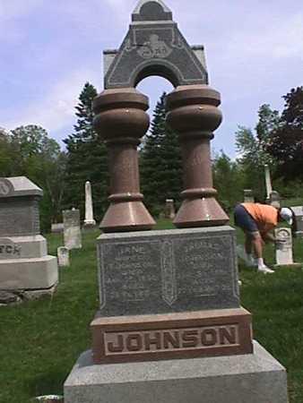 JOHNSON, STONE - Henry County, Iowa | STONE JOHNSON