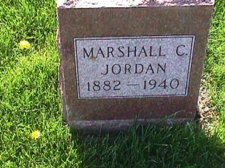 JORDAN, MARSHALL C. - Henry County, Iowa | MARSHALL C. JORDAN