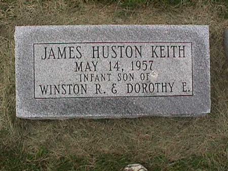 KEITH, JAMES H. - Henry County, Iowa | JAMES H. KEITH