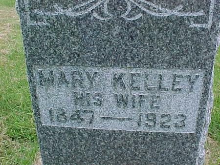 KELLEY, MARY - Henry County, Iowa | MARY KELLEY