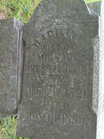 MILLER KESSELRING, MADELINE - Henry County, Iowa | MADELINE MILLER KESSELRING