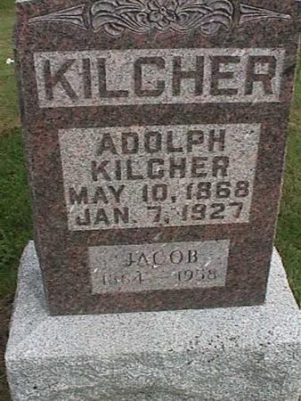KILCHER, ADOLPH - Henry County, Iowa   ADOLPH KILCHER