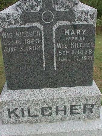 KILCHER, MARY - Henry County, Iowa | MARY KILCHER