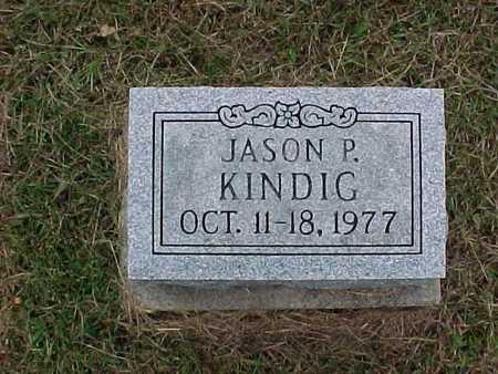 KINDIG, JASON P. - Henry County, Iowa | JASON P. KINDIG