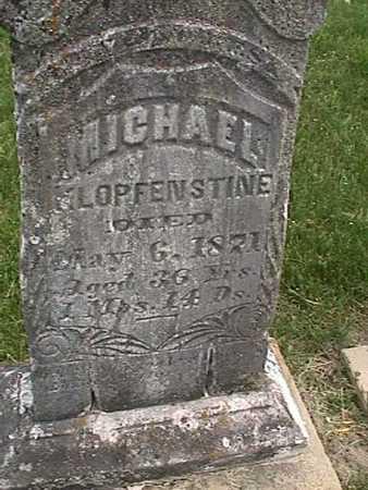 KLOPFENSTINE, MICHAEL - Henry County, Iowa | MICHAEL KLOPFENSTINE