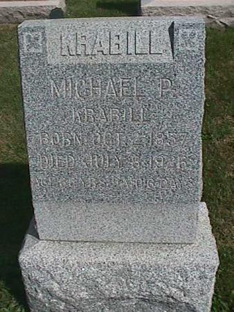 KRABILL, MICHAEL - Henry County, Iowa | MICHAEL KRABILL