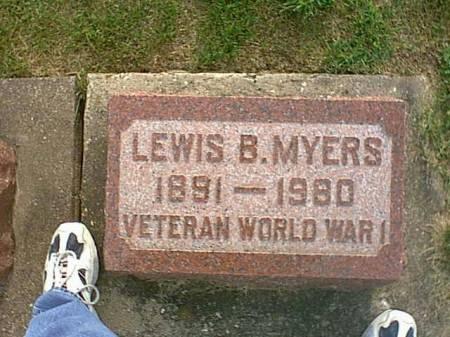 MYERS, LEWIS B. - Henry County, Iowa | LEWIS B. MYERS