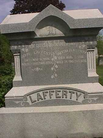 LAFFERTY, STONE - Henry County, Iowa | STONE LAFFERTY