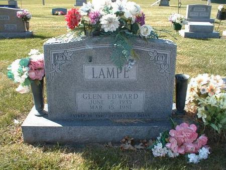 LAMPE, GLEN EDWARD - Henry County, Iowa | GLEN EDWARD LAMPE