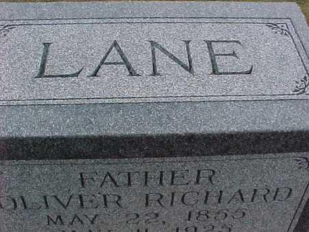 LANE, STONE - Henry County, Iowa | STONE LANE