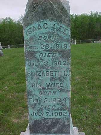 LEE, ISAAC - Henry County, Iowa | ISAAC LEE