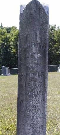 LEE, MARTIN - Henry County, Iowa | MARTIN LEE
