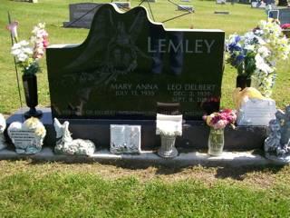 LEMLEY, MARY ANN - Henry County, Iowa | MARY ANN LEMLEY