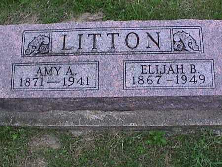 LITTON, ELIJAH - Henry County, Iowa | ELIJAH LITTON