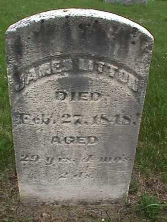 LITTON, JAMES - Henry County, Iowa | JAMES LITTON