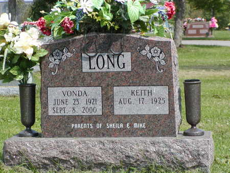 LONG, VONDA - Henry County, Iowa | VONDA LONG