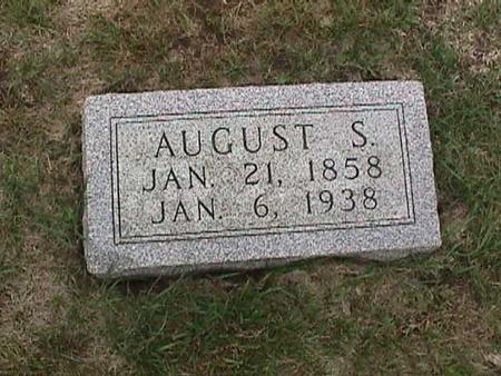 LUNDQUIST, AUGUST - Henry County, Iowa | AUGUST LUNDQUIST