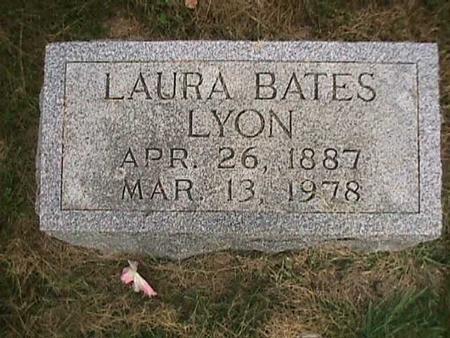 LYON, LAURA - Henry County, Iowa | LAURA LYON