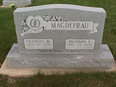 MAGDEFRAU, RICHARD - Henry County, Iowa | RICHARD MAGDEFRAU