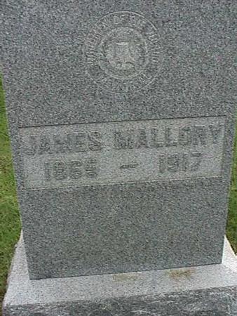 MALLORY, JAMES - Henry County, Iowa | JAMES MALLORY