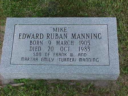 MANNING, EDWARD RUBAN