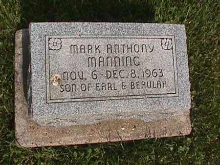MANNING, MARK ANTHONY - Henry County, Iowa | MARK ANTHONY MANNING