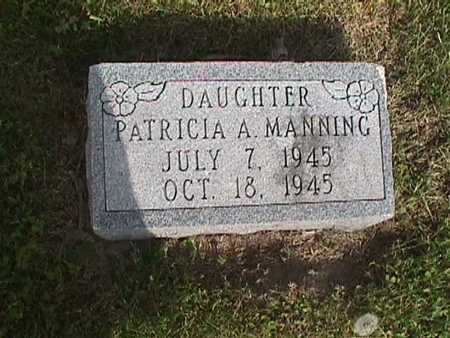 MANNING, PATRICIA - Henry County, Iowa | PATRICIA MANNING