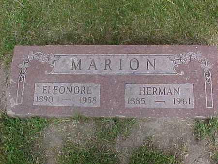 MARION, ELEONORE - Henry County, Iowa | ELEONORE MARION