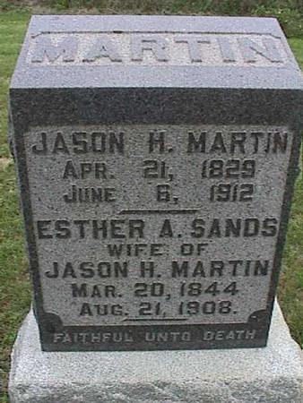MARTIN, JASON - Henry County, Iowa | JASON MARTIN